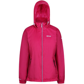 Regatta Corinne IV Waterproof Shell Jacket Women dark cerise